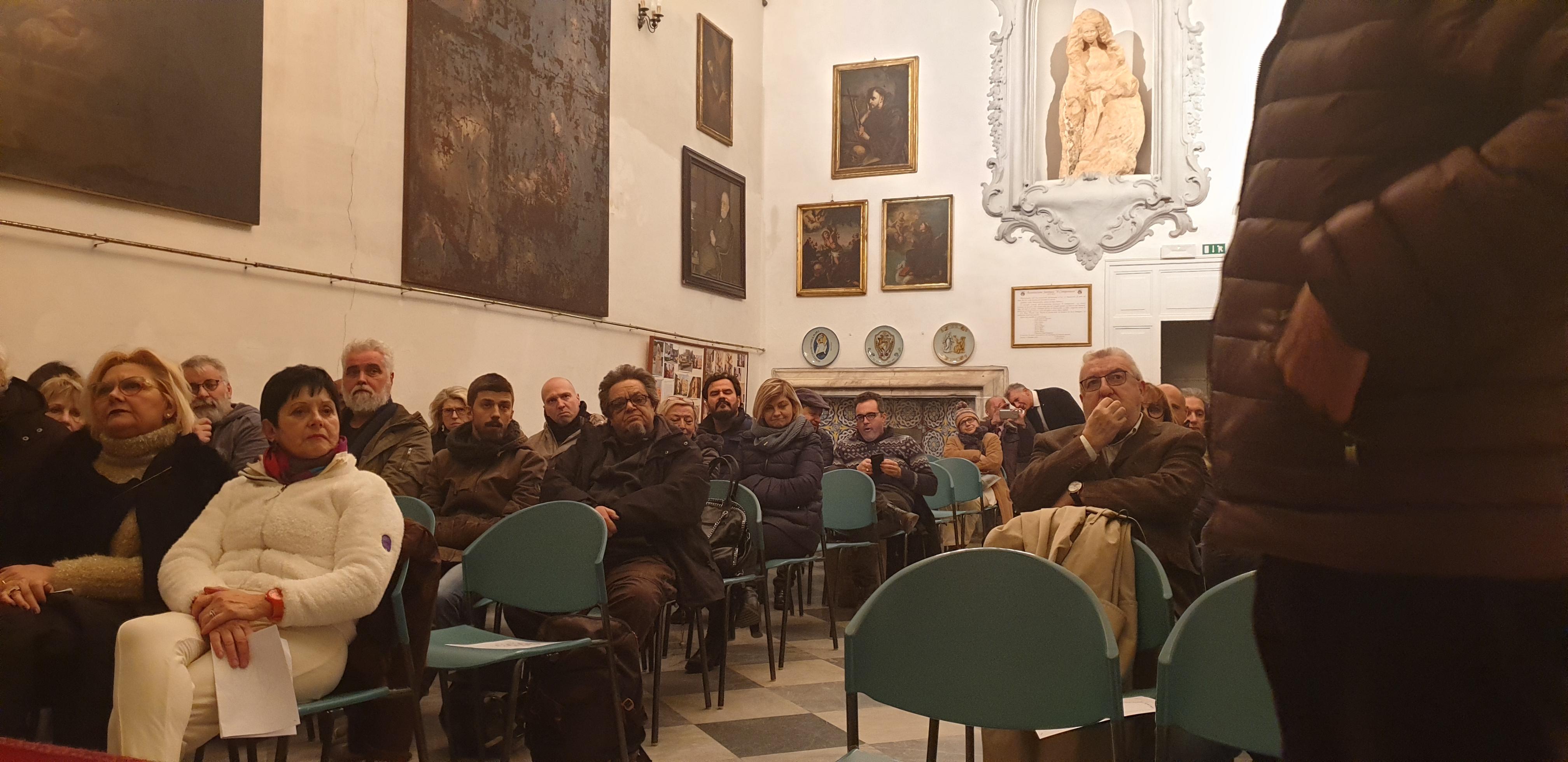 Conferenza alla Campanassa