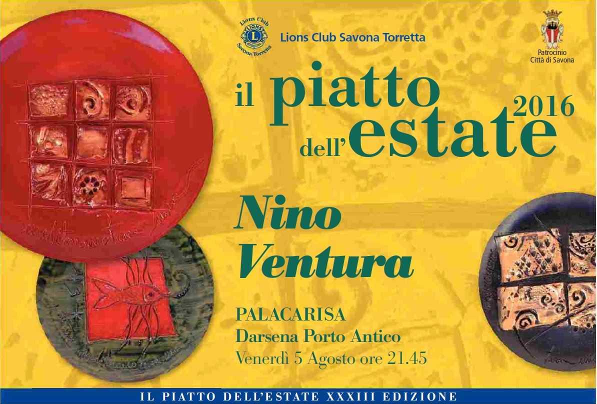 Piatto Ventura
